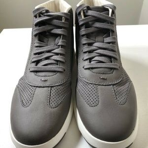 Cole Haan Womens Grand.OS High Top Fashion Sneaker